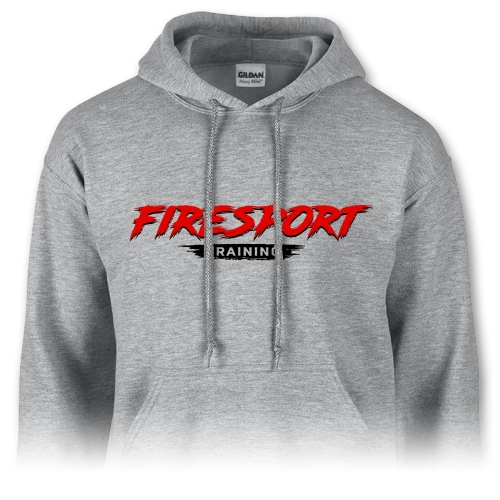 Firesport training – pánska mikina