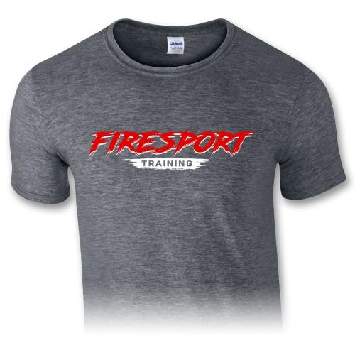 Pánske tričko – Firesport training