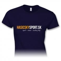 logo HasičskýŠport – dámske tričko