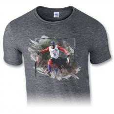 Runner 100m – pánske tričko