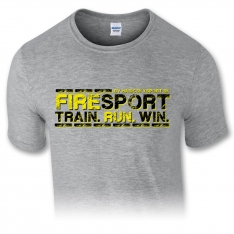 Train – Run – Win – pánske tričko