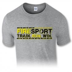 Train – Run – Win – pánske tričko