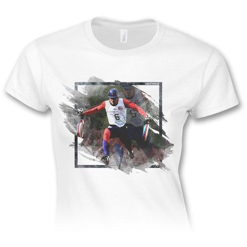 Runner 100m – dámske tričko