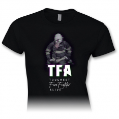 TFA grafika – dámske tričko