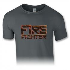 FireFighter – pánske tričko