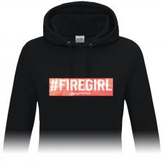 #firegirl – dámska mikina