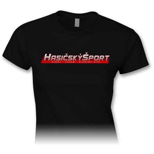 HasičskýŠport – dámske tričko